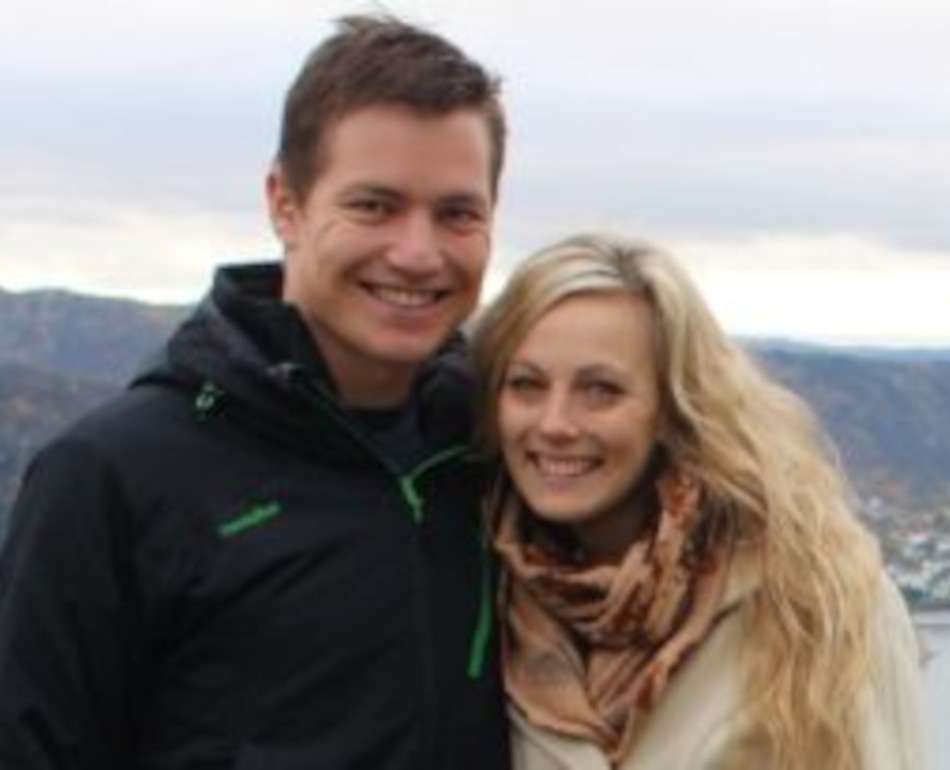 Ole Martin & Mary Kolsrud