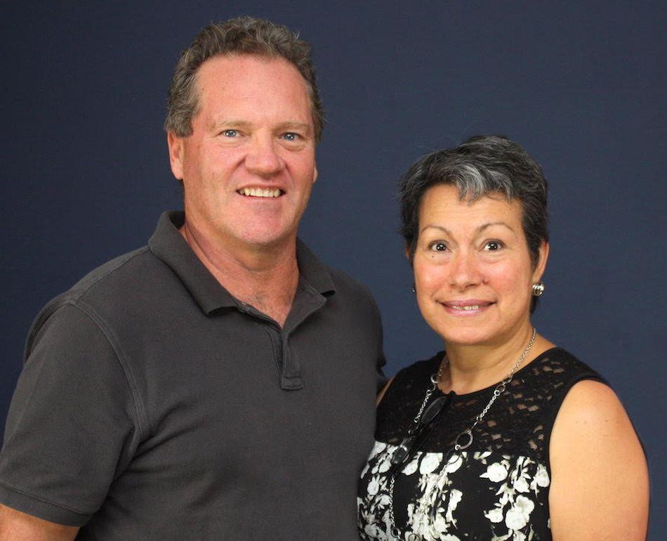Bob & Magda Emberley